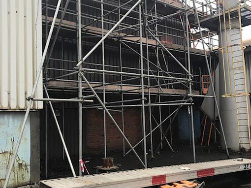 Scaffolding Exterior